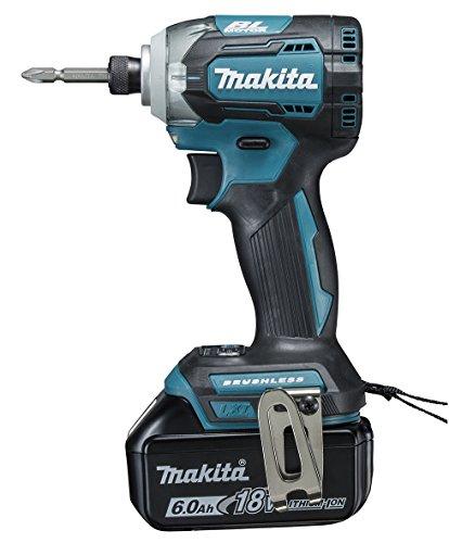 マキタ(Makita)  TD170DRGX 充電式インパクトドライバ 青 18V 6.0Ah