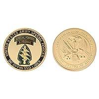 Rabortw 記念コイン 記念の意味 米軍 アートギフトのコレクション お土産 コレクション、ギフトに最適