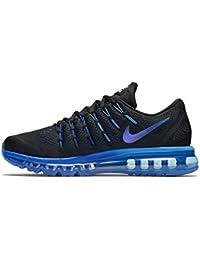 Nike Air Max 2016 Mens Running Trainers 806771 Sneakers Shoes (Uk 6 Us 7 Eu 40, black royal blue 040)