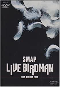 LIVE BIRDMAN [DVD]