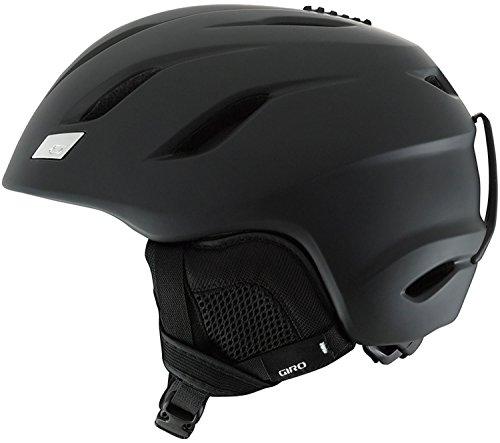 GIRO(ジロ) スキー・スノーボードヘルメット アジアンフィット NINE MATTE BLACK Lサイズ 7073280