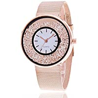 Women's Ladies' Dress Watch Fashion Watch Wrist Watch Unique Creative Watch Casual Watch Floating Crystal Watch Chinese Quartz Alloy Band
