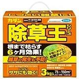 フマキラー カダン除草王オールキラー粒剤(3kg)