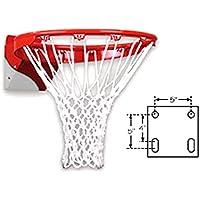 最初チームHeavy Duty Flexバスケットボールゴール – 亜鉛コーティング
