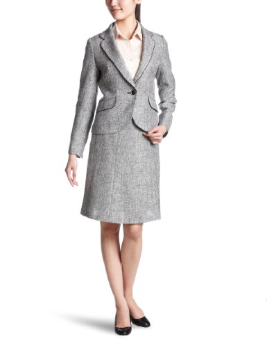 ラメシャーク3点スーツ ホワイトジョーラ