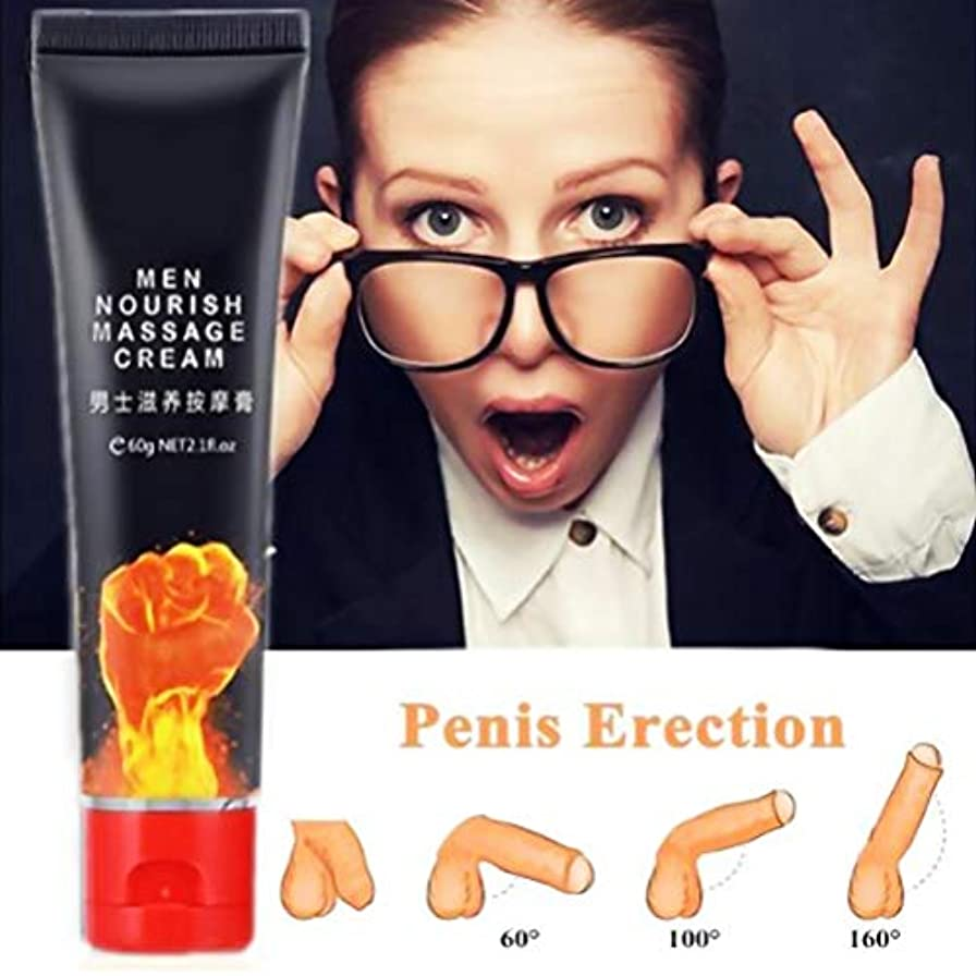 発音する追跡支払うKonrev 男性用 増大クリーム ペニスクリーム 拡大マス 陰茎拡大 無害 無毒 天然植物 マッサージオイル 男性の栄光 強いパワー ペニス エンハンスド マッサージクリーム 男性向け 60G