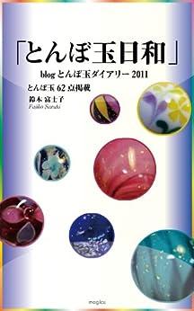 [鈴木富士子]のとんぼ玉日和 ~とんぼにはまった主婦のとんぼ玉修行の日々を綴った本です。~ 68点を超えるハンドメイドのとんぼ玉写真とともにお楽しみください。