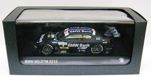BMW特注 1/43 BMW M3 DTM 2012 チャンピオン B.Spengler #7