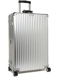 リモワ スーツケース レディース/メンズ RIMOWA 971.73.00.4 CLASSIC FLIGHT クラシックフライト 78CM 85L 4輪 TSAロック付き キャリーケース SILVER [並行輸入品]