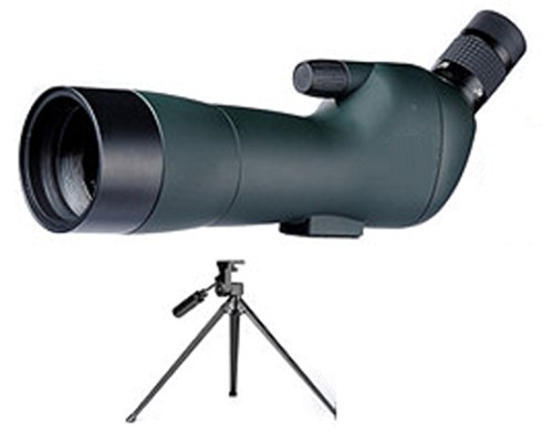 フィールドスコープ スポッティングスコープ 望遠鏡 20~60倍 60mm 野外フェス スポーツ観戦 アウトドア 単眼鏡 撮影可 軽量