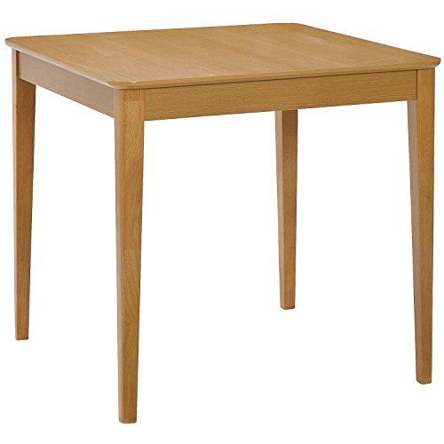 タマリビング ダイニングテーブル ナチュラル 【テーブル】幅75cm ステディ 50004112
