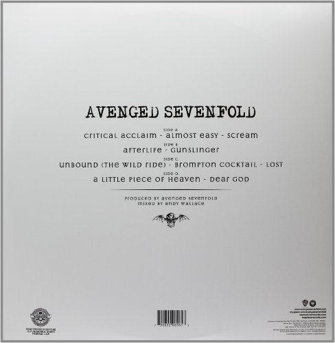 Avenged Sevenfold [12 inch Analog]
