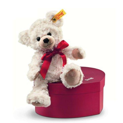 シュタイフ Steiff スイートハート テディベア クリーム (Sweetheart Teddy bear) 109904 「並行輸入商品」