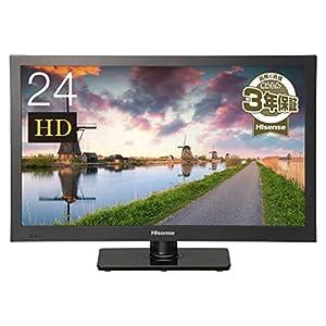 ハイセンス 24V型 ハイビジョン 液晶テレビ...の関連商品1