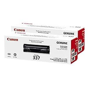 CANON トナーカートリッジ337VP(2本セット) 純正品