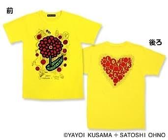 24時間テレビ 2013 チャリティーTシャツ 黄色 SSサイズ 嵐 大野智 チャリT グッズ