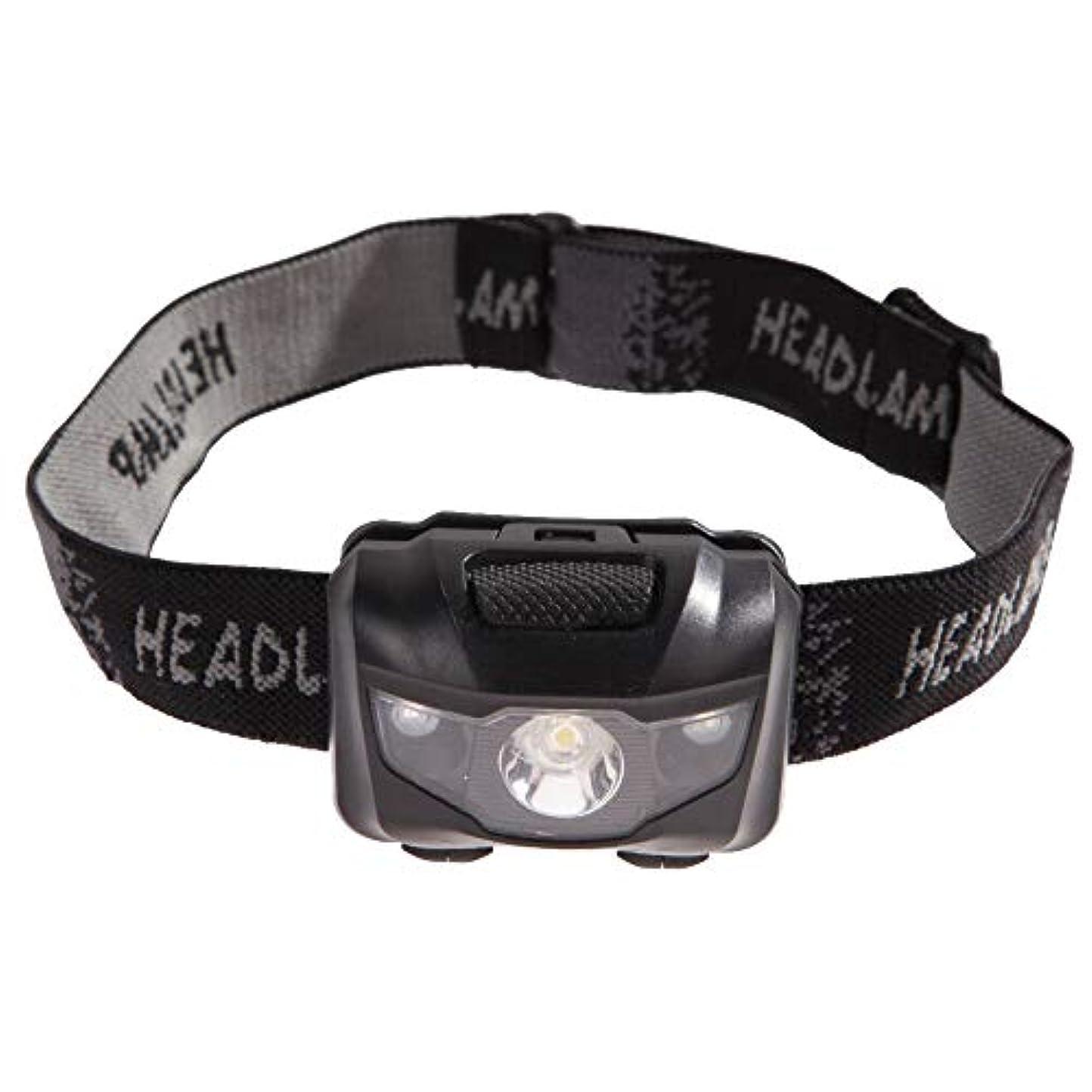時計賭けインクAmyou LEDヘッドランプ、3つの照明モードを備えた超明るいヘッドランプ防水懐中電灯、キャンプ、ハイキング、読書に最適