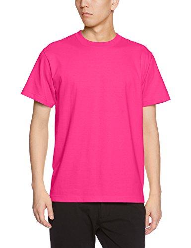 5001綿Tシャツ 3L トロピカルピンク 4527078111729 1包:10枚