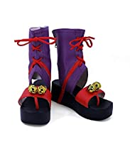 コスプレ 靴 神楽 かぐら 靴 コスプレ用靴 cosplay オーダーサイズ コスプレ コスチューム 仮装