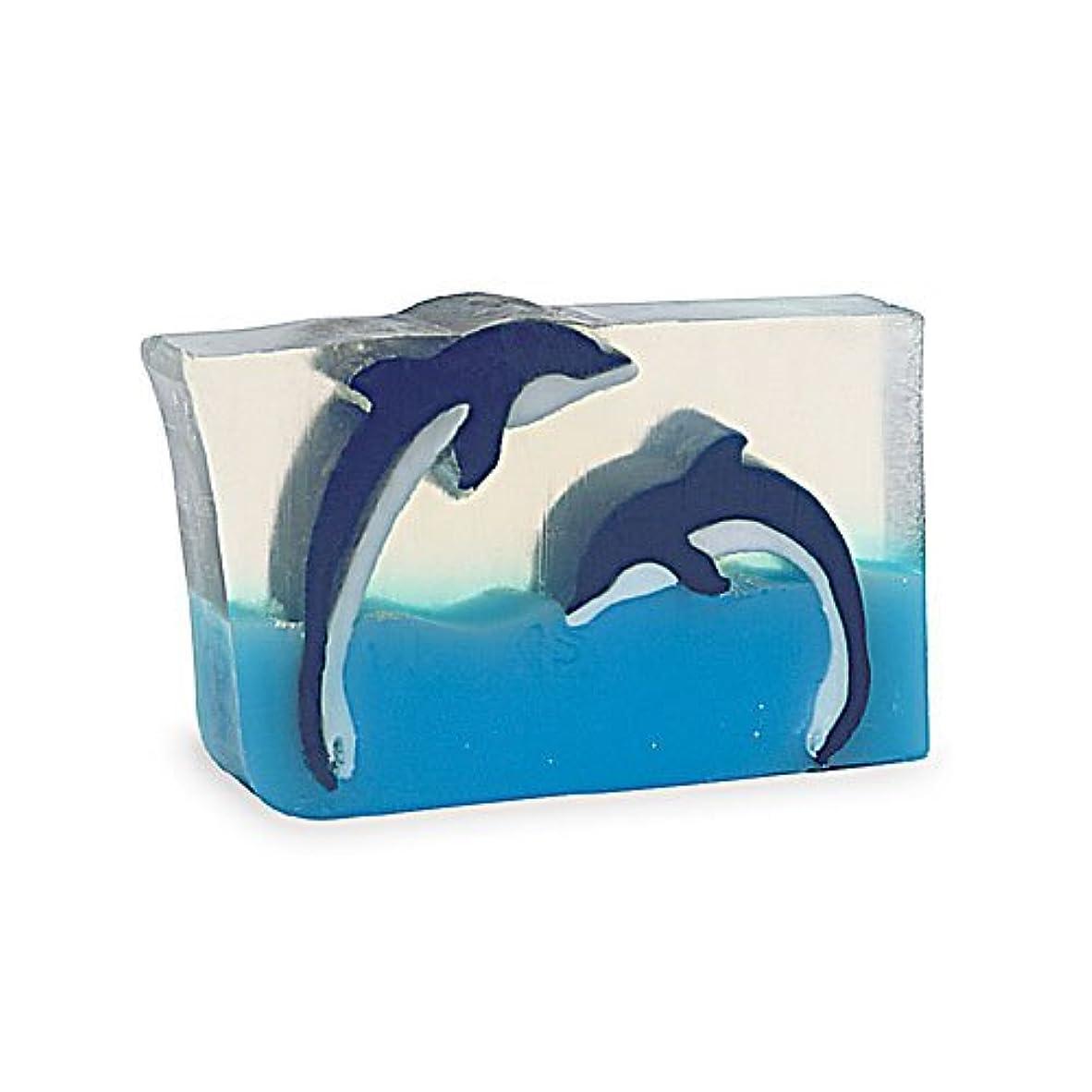 泳ぐニックネーム相対サイズプライモールエレメンツ アロマティック ソープ ドルフィンラブ 180g 植物性 ナチュラル 石鹸 無添加