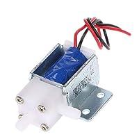12Vノーマルオープン電気制御ソレノイド推奨エアウォーターバルブ