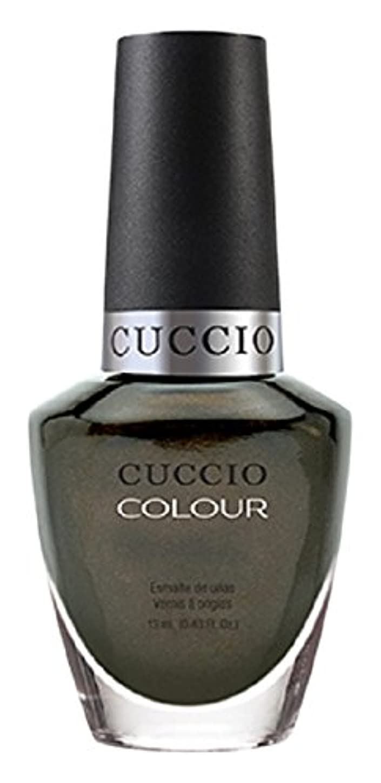 敬意侮辱オーロックCuccio Colour Gloss Lacquer - Olive You - 0.43oz / 13ml