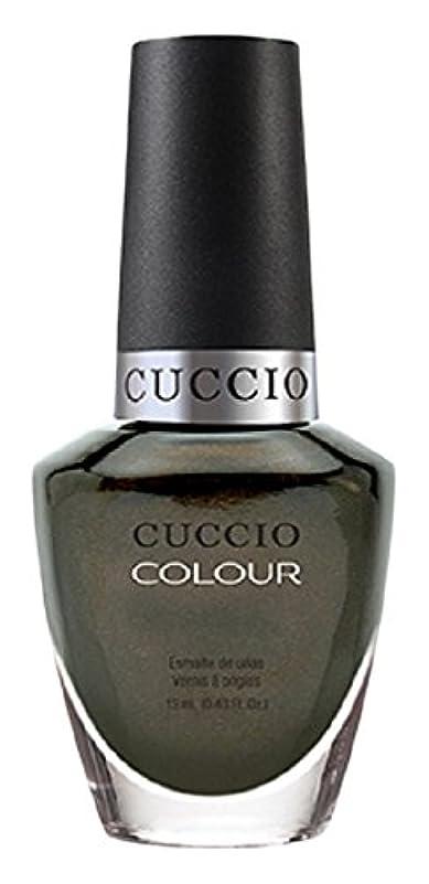 継続中なぜ内訳Cuccio Colour Gloss Lacquer - Olive You - 0.43oz / 13ml