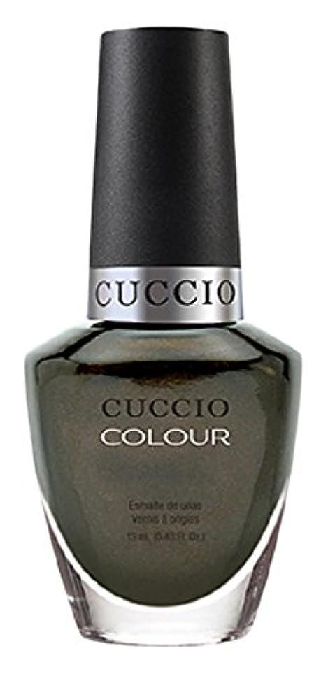 それひまわりラウンジCuccio Colour Gloss Lacquer - Olive You - 0.43oz / 13ml