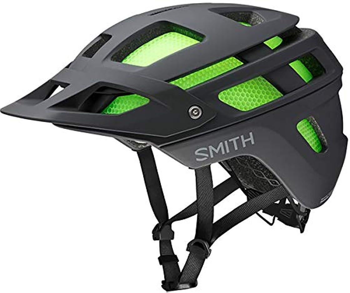 創傷活力上陸Smith Forefront 2 MIPSヘルメットマットブラック、M