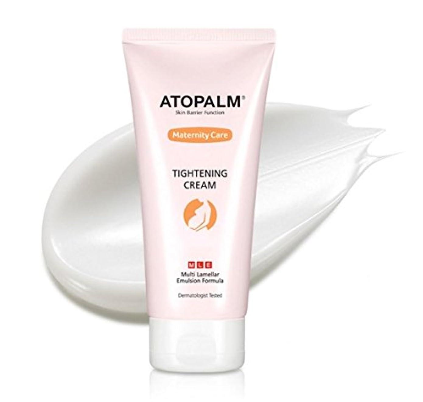 したがって空虚議題ATOPALM Maternity Care Tightening Cream 150ml/アトパーム マタニティ ケア タイトニング クリーム 150ml [並行輸入品]