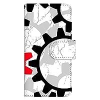 ホワイトナッツ Xperia acro HD SO-03D IS12S スマホケース 手帳型 プリント手帳 パターンB(wn-625) ミリタリー UVプリント 全機種対応