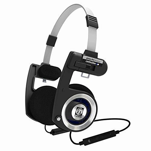 KOSS Bluetooth対応ダイナミックオープン型ヘッドホンKOSS PORTA PRO Wireless PORTA-PRO-WIRELESS