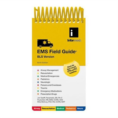 Download EMS Field Guide: BLS Version 1284321029