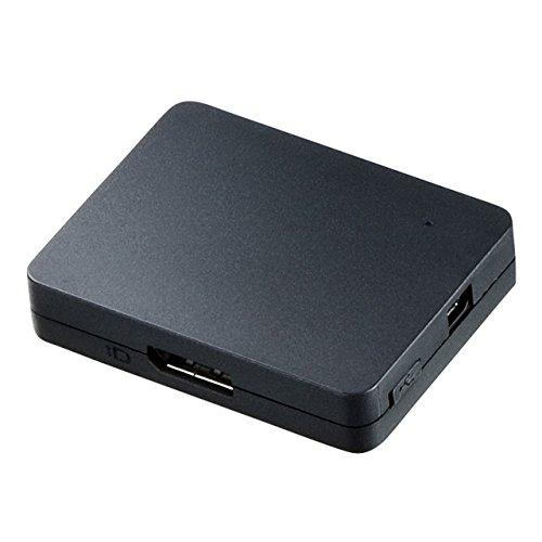 サンワサプライ DisplayPort MSTハブ(DisplayPort/HDMI/VGA) AD-MST3DPHDV 1個