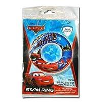Disney カーズ 真っ赤なライトニング マックイーン スイムリング 浮き輪
