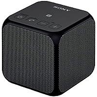 ソニー SONY ワイヤレスポータブルスピーカー SRS-X11 : Bluetooth対応 ブラック SRS-X11 B