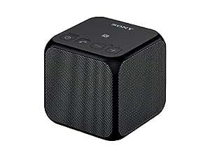 ソニー SONY ワイヤレスポータブルスピーカー SRS-X11 : Bluetooth/NFC対応 ブラック SRS-X11 B