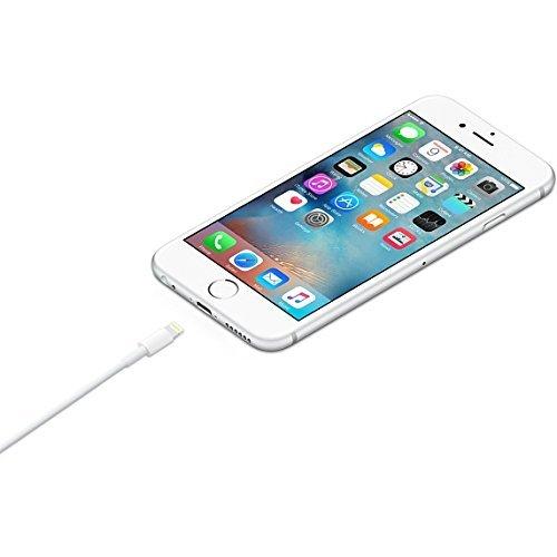 Apple Lightning - USBケーブル (1.0m) MD818ZM/A
