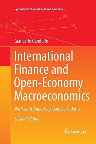 Download International Finance and Open-Economy Macroeconomics (Springer Texts in Business and Economics) 3662570432