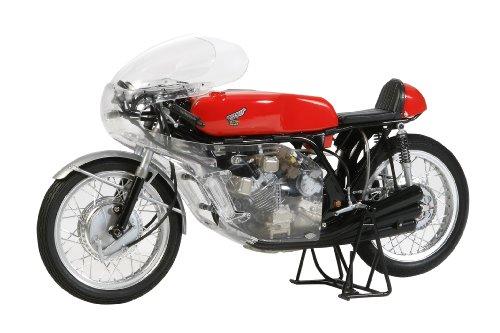 1/12 オートバイシリーズ No.127 フルビュー Honda RC166 GP レーサー 14127