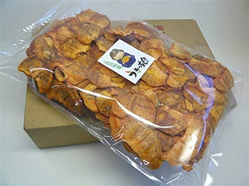 JAにじ (手作り)干し柿セミドライ「うきっ娘」1000g1袋