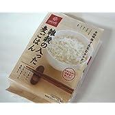 はくばく「雑穀の入った麦ご飯」(360g)