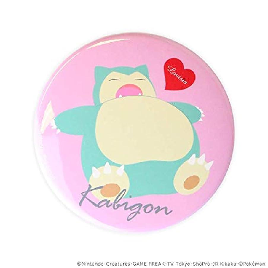 打撃子豚物理モノセンス ポケモン缶ミラー カビゴン