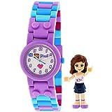 レゴ (LEGO) 腕時計 レゴウォッチ フレンズ オリビア ミニドール付 8020165 キッズ [並行輸入品]