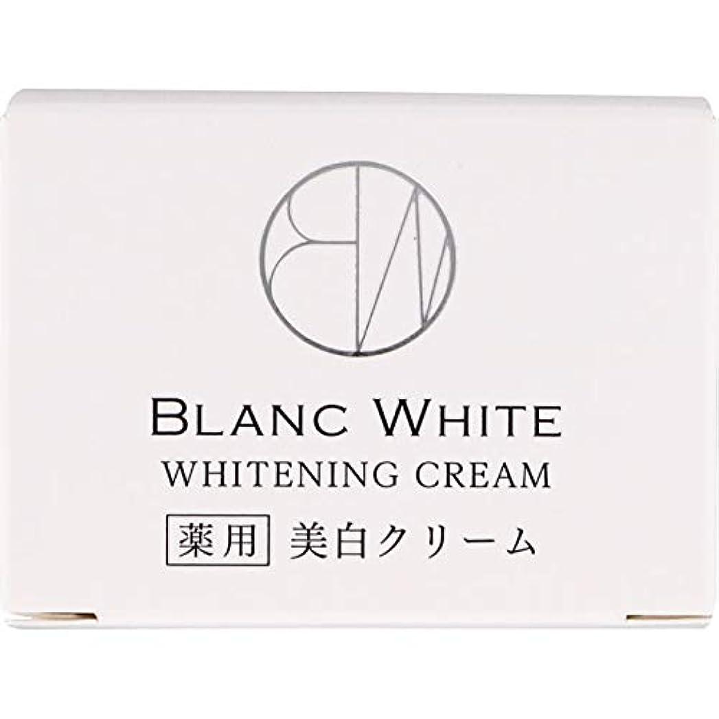 掃除二封建ブランホワイト ホワイトニング クリーム 45g