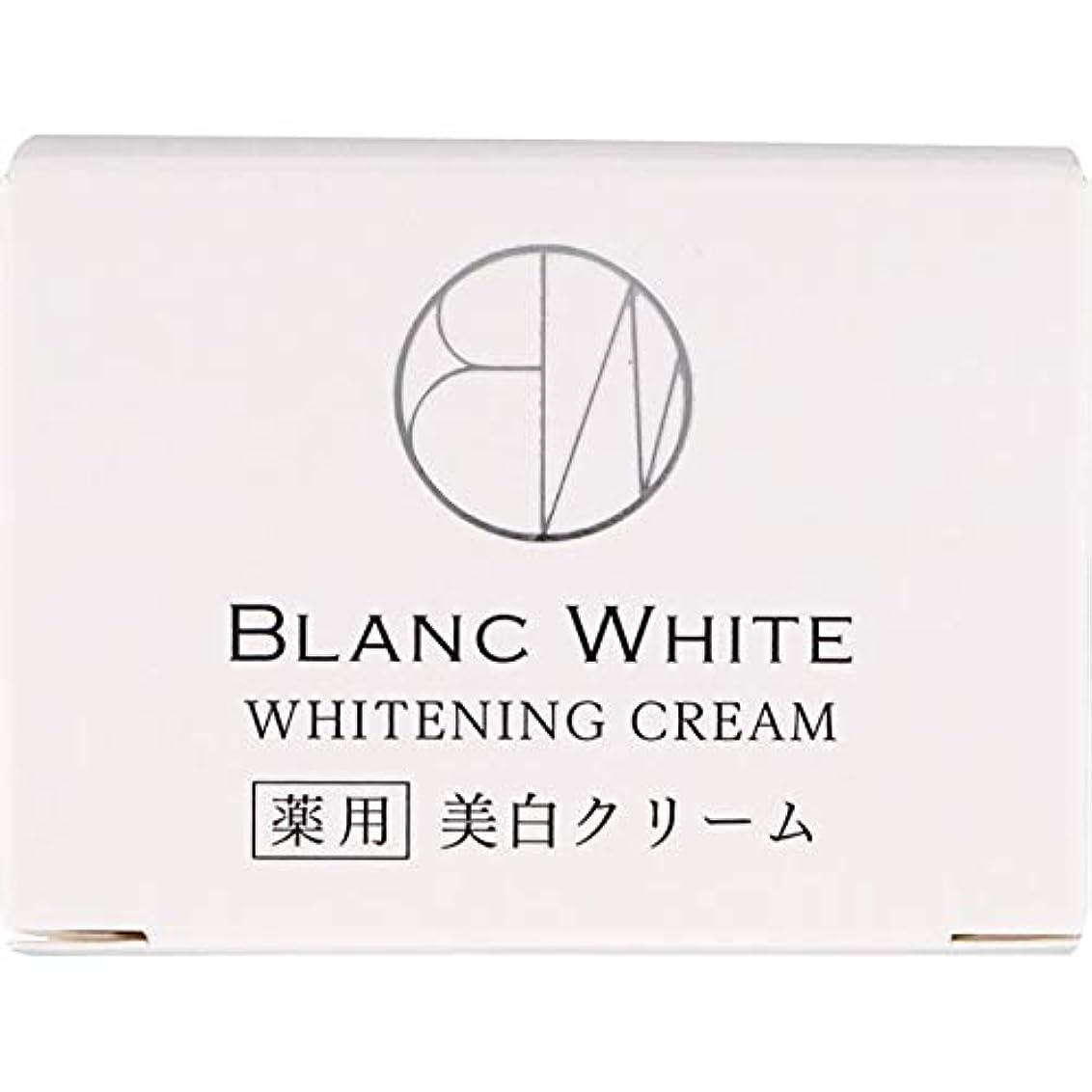 チラチラする記念碑的なひばりブランホワイト ホワイトニング クリーム 45g
