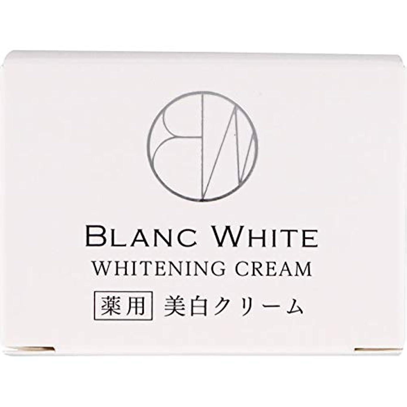 印象派信じる脅迫ブランホワイト ホワイトニング クリーム 45g