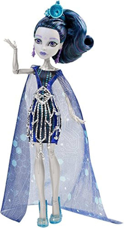 輸入モンスターハイ人形ドール Monster High Boo York, Boo York Gala Ghoulfriends Elle Eedee Doll [並行輸入品]
