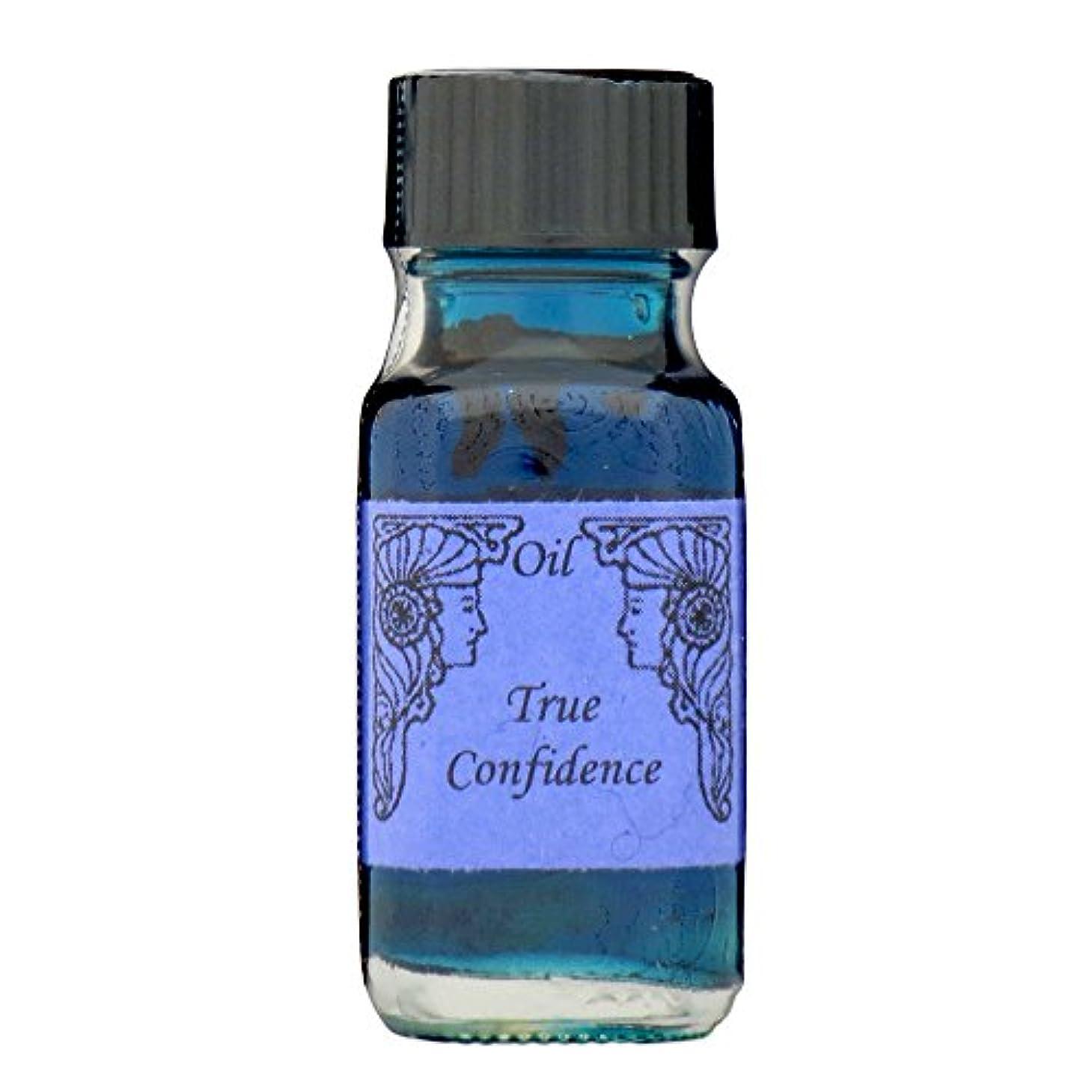 可聴ぬるいトロイの木馬アンシェントメモリーオイル トゥルーコンフィデンス (真の自信) 15ml (Ancient Memory Oils)