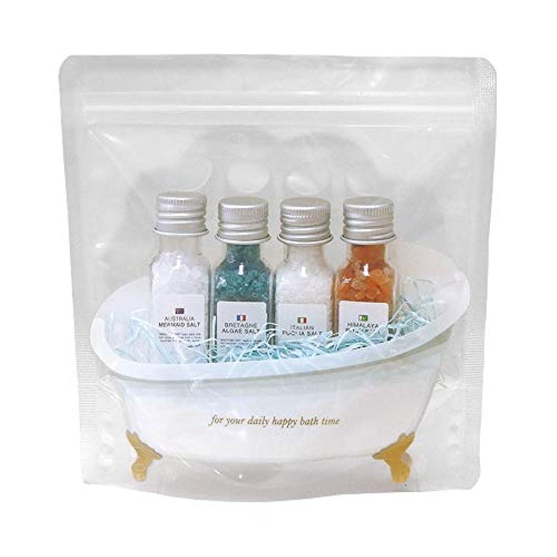 予知馬鹿生物学Aroma de Bath Time(アロマ?デ?バスタイム) バスソルト (1セット)
